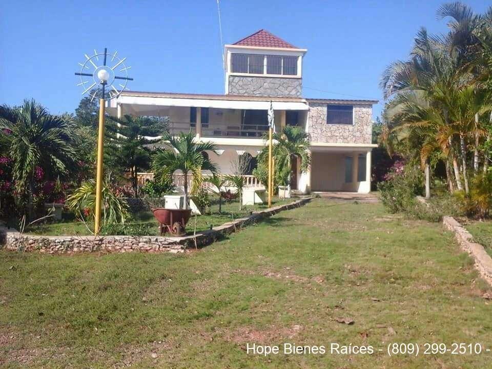 Casa Turística en Playa Luperón con 34 tareas